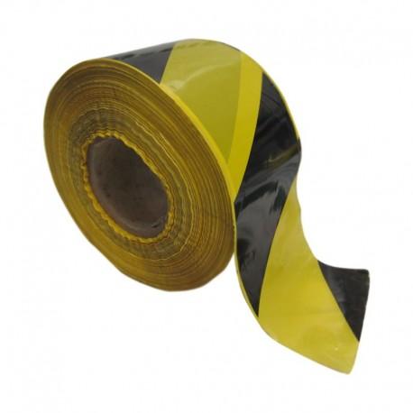 Cinta de Balizamiento Amarilla / Negra