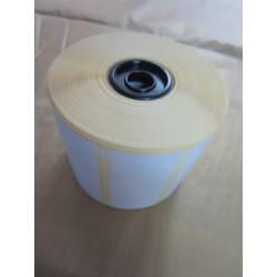 Etiqueta 56x25 Separación especial - Térmica Tratada